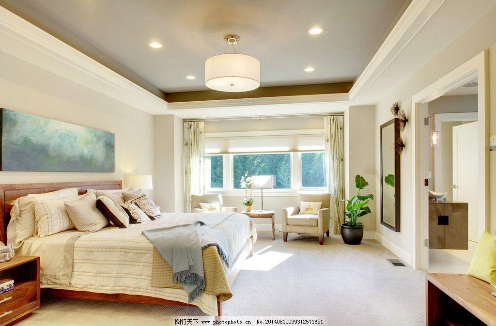 卧室 时尚卧室 室内设计 豪华卧室 欧式 床单 地板 室内摄影