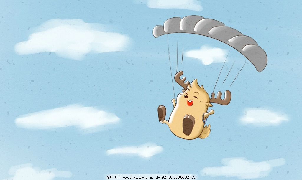 鹿小漫 漫画 插画 搞笑 手绘 创意 时尚 娱乐 其他 动漫动画 设计 72图片