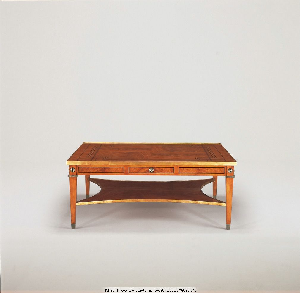 茶几 床头桌 矮桌 中式 古典 实木 家居生活 生活百科 摄影 299dpi图片