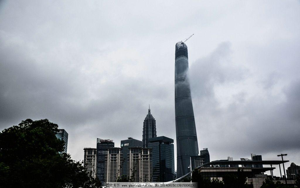 上海塔图片