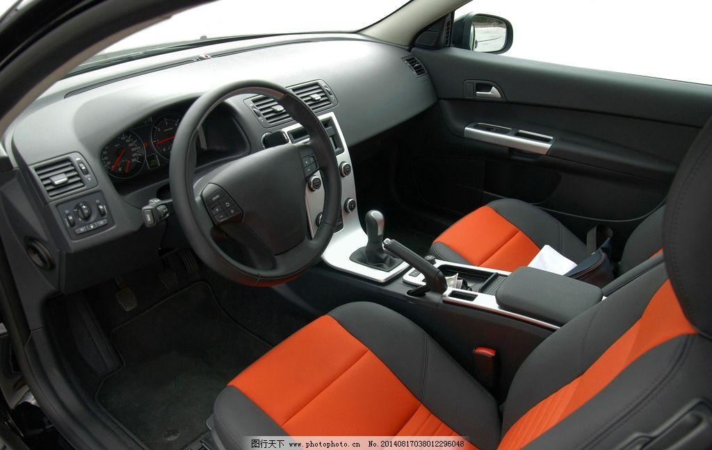 仪表盘 方向盘 现代科技 小汽车 私家车 轿车内饰图片 驾驶室 交通