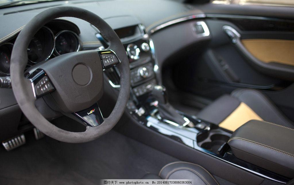 汽车内饰 仪表盘 方向盘 现代科技 小汽车 私家车 轿车内饰图片 驾驶