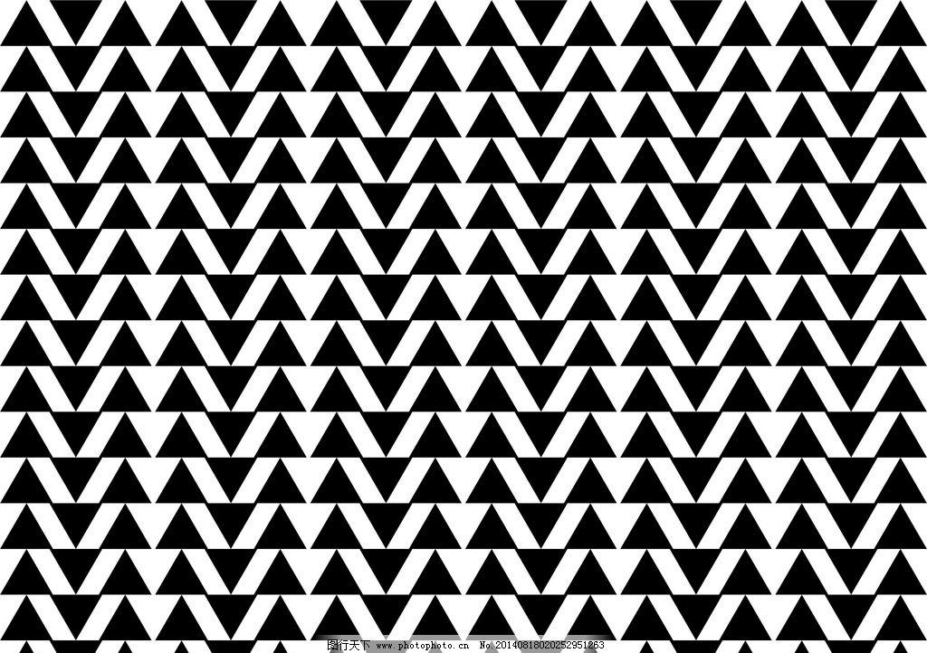 底纹 背景 花纹 三角形 组合图形 拼图 背景底纹 底纹边框 设计 cdr