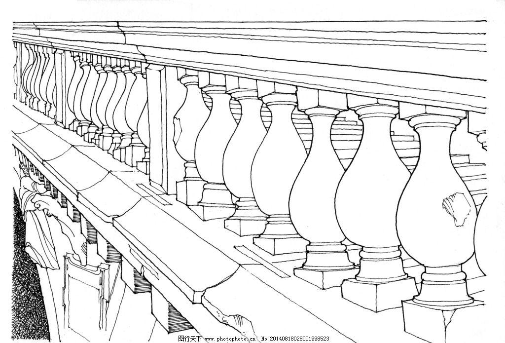 建筑绘画 钢笔 建筑 绘画 速写 钢笔建 建筑设计 环境设计 设计 300