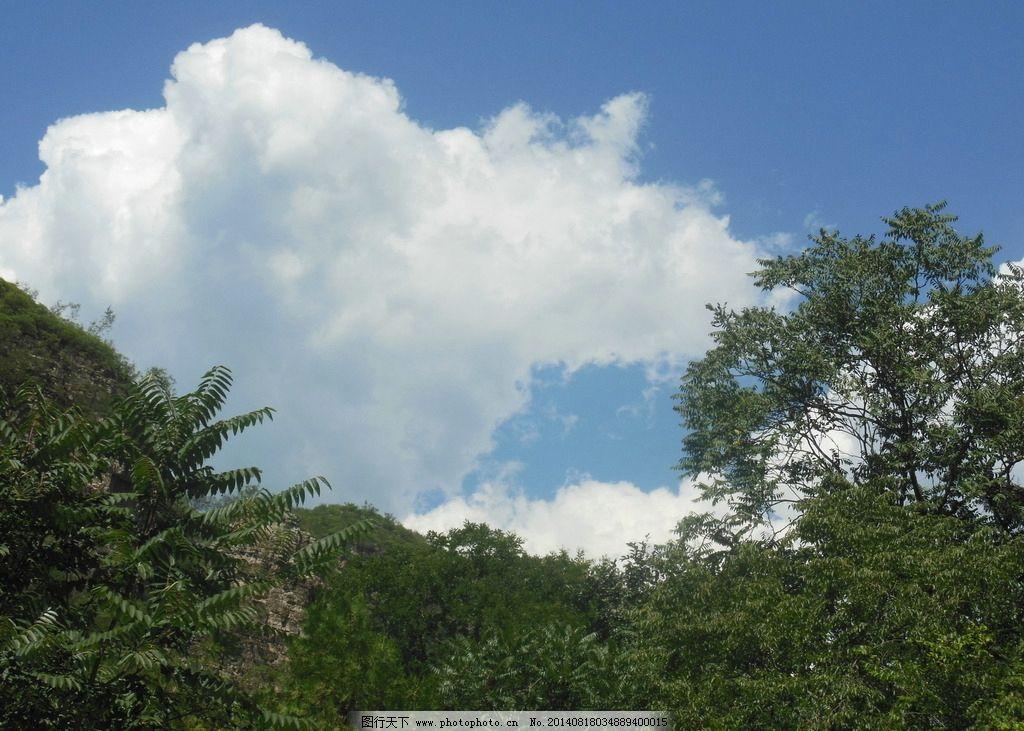 青山风景 山峰 青山 蓝天 树木 绿草 孤山寨风景 风景图片 自然风景