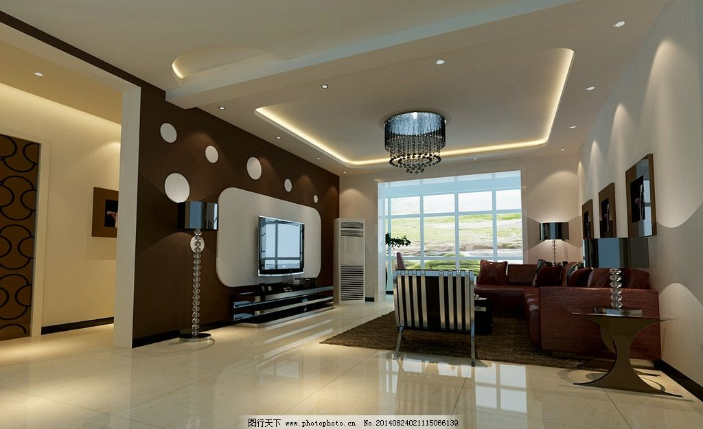 室内装饰 设计图 中式 效果图