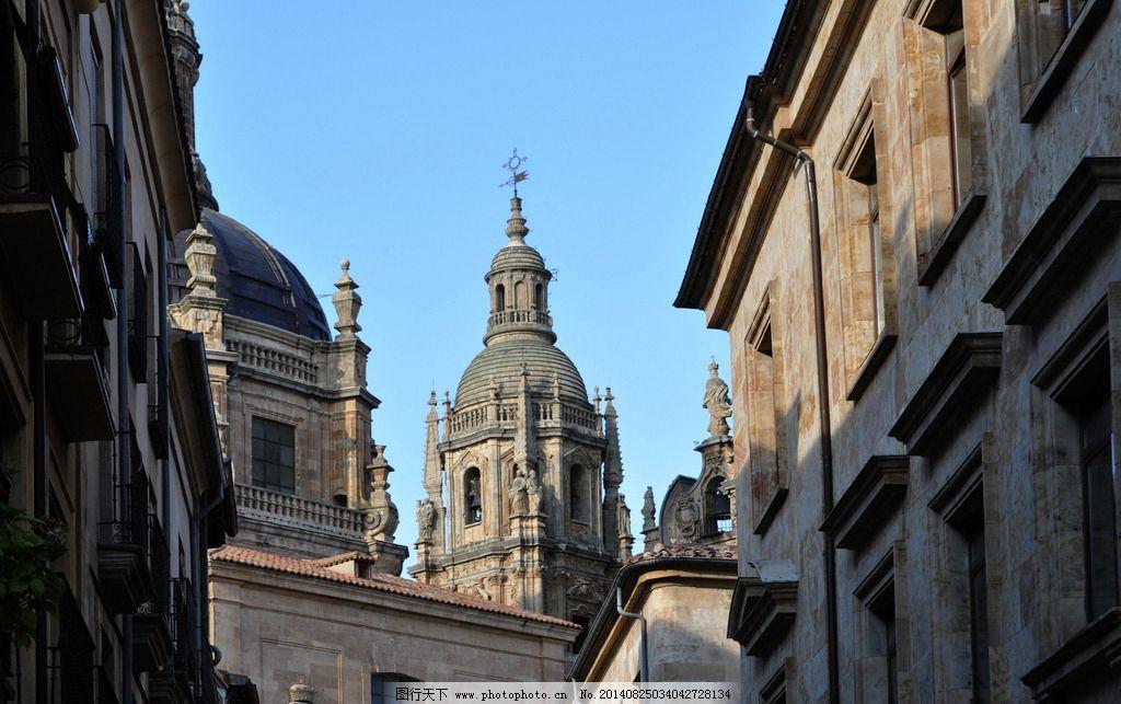 大学城 西班牙 萨拉曼卡 古城 古建筑 古迹 匈牙利风光 国外旅游
