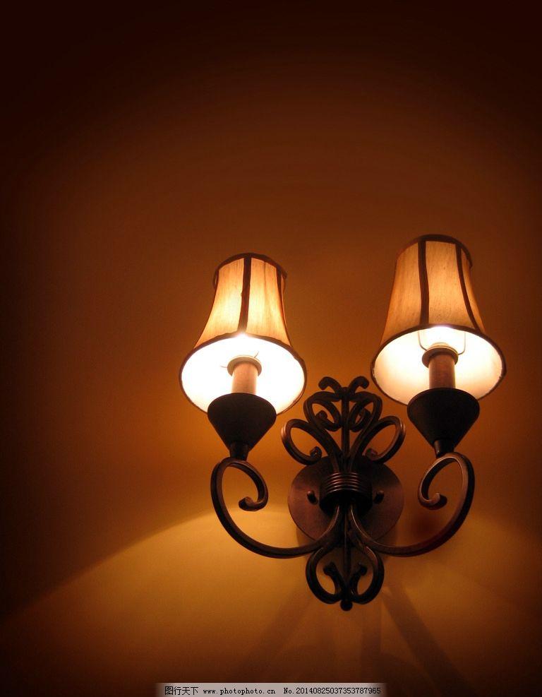 豪宅欧式壁灯图片