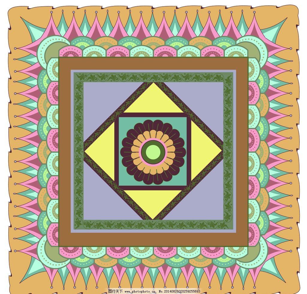 单独纹样 几何图案 图片图片