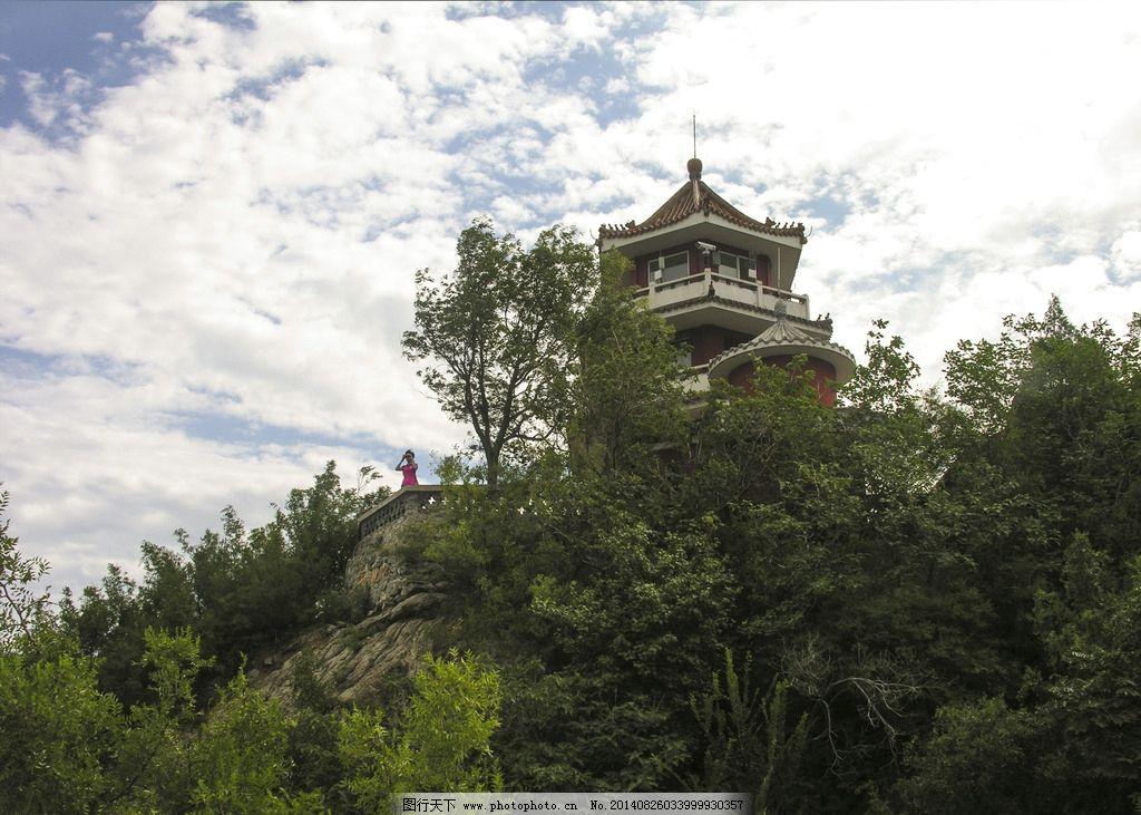 百望山森林公园图片