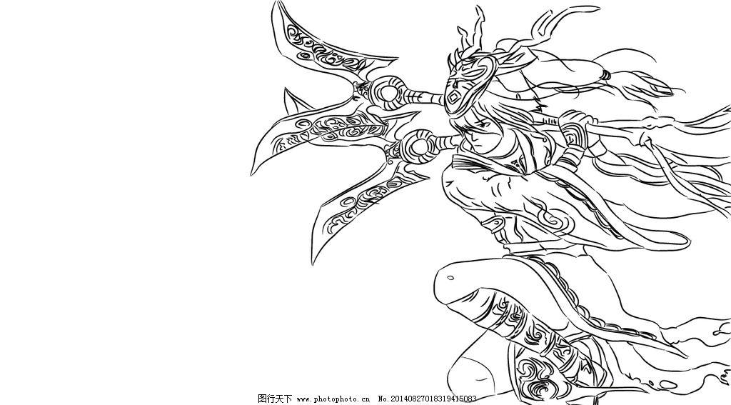 阿卡丽(手绘) 英雄联盟 lol 阿卡丽 手绘 游戏 暗影之拳 动漫人物