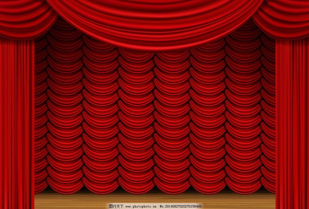幼儿园舞台幕布设计_幼儿园舞台幕布设计分享展示