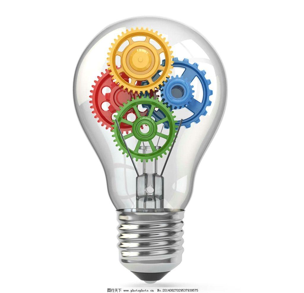 商务创意灯泡图片图片