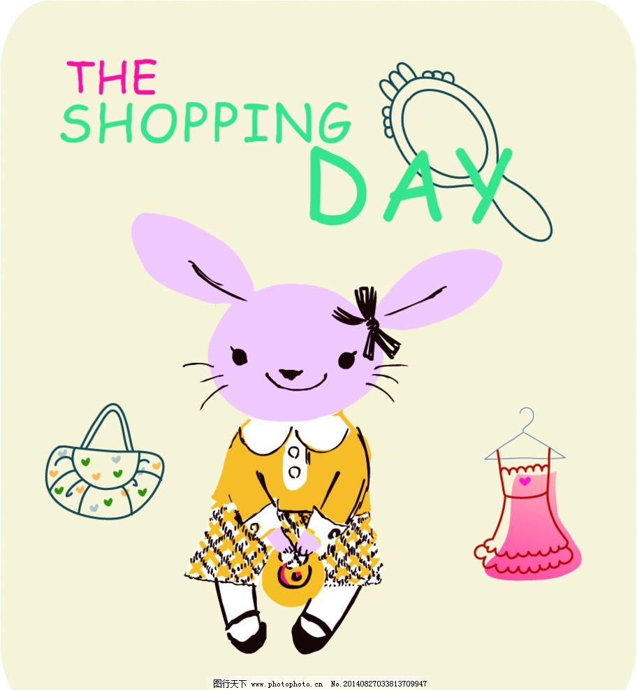 兔子的衣服-小白兔的衣服-兔子的衣服怎么做-兔子的的