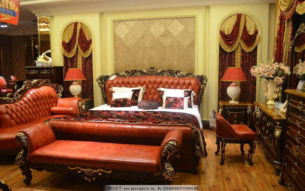 沙发 家具 欧式家具 欧美家居 室内 家居生活 摄影图片