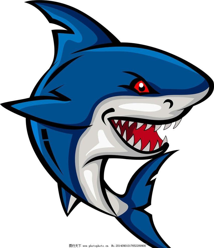 鲨鱼彩泥手工制作