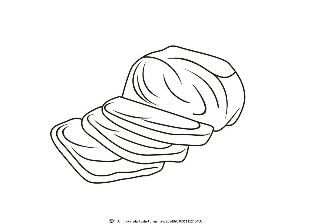 简笔画 设计 矢量 矢量图 手绘 素材 线稿 1024_743