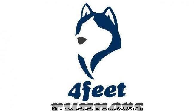 外国 西方 欧式 国外 欧美 动物logo矢量素材 美术 简洁 精美 简单