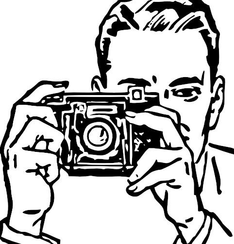 相机效果图手绘