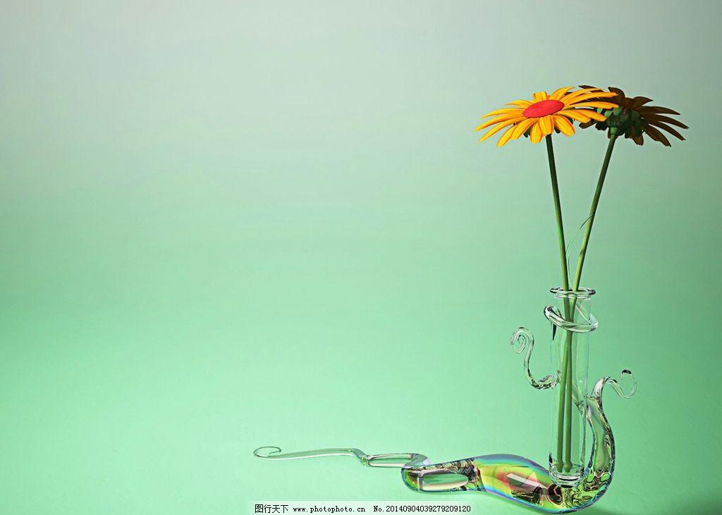 创意花瓶图片