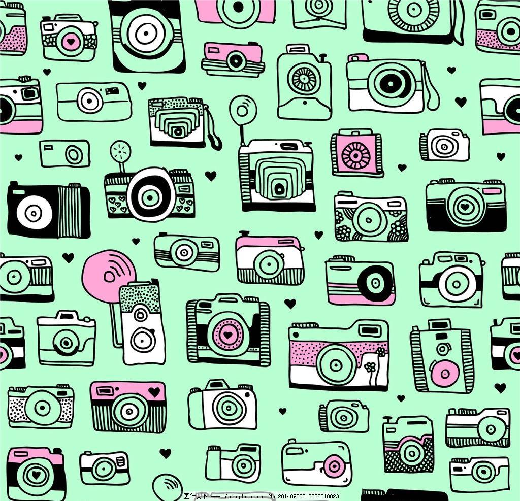 照相机 相机 数码相机 单反相机 相机背景 卡通设计 广告设计 设计