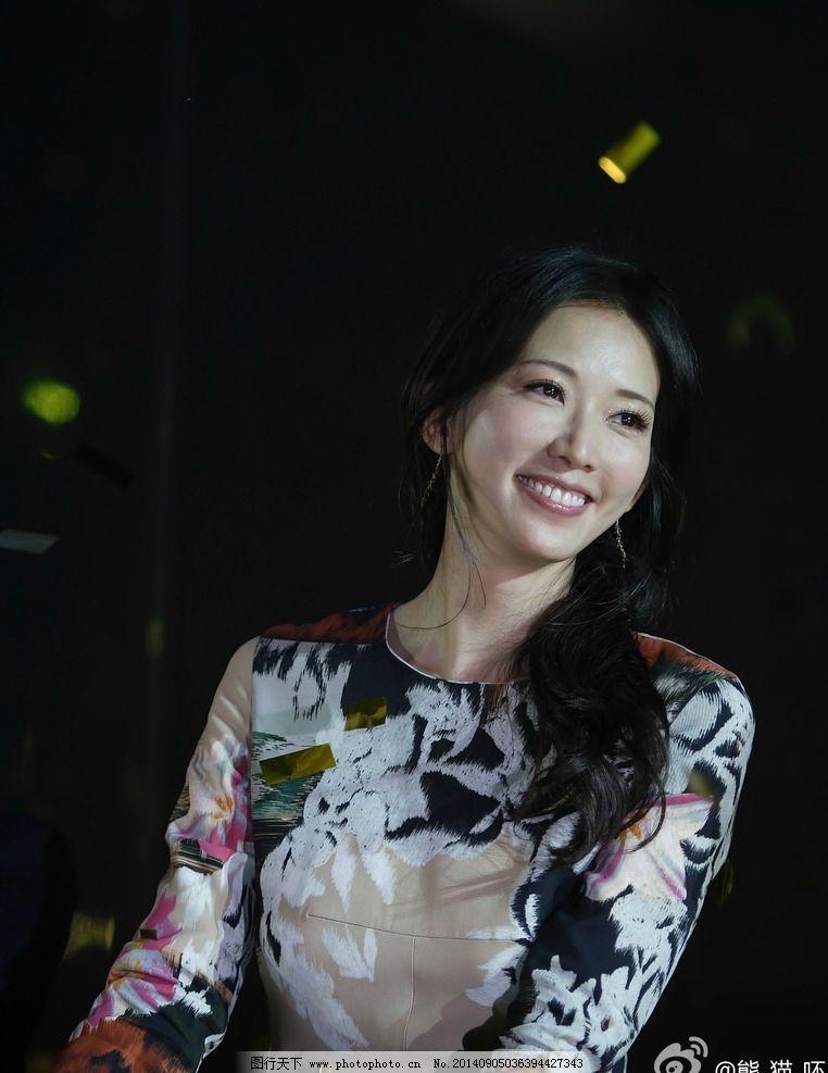 林志玲 美女 明星 性感 漂亮 明星偶像 人物图库 摄影图片