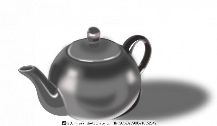 剪茶壶的详细步骤图