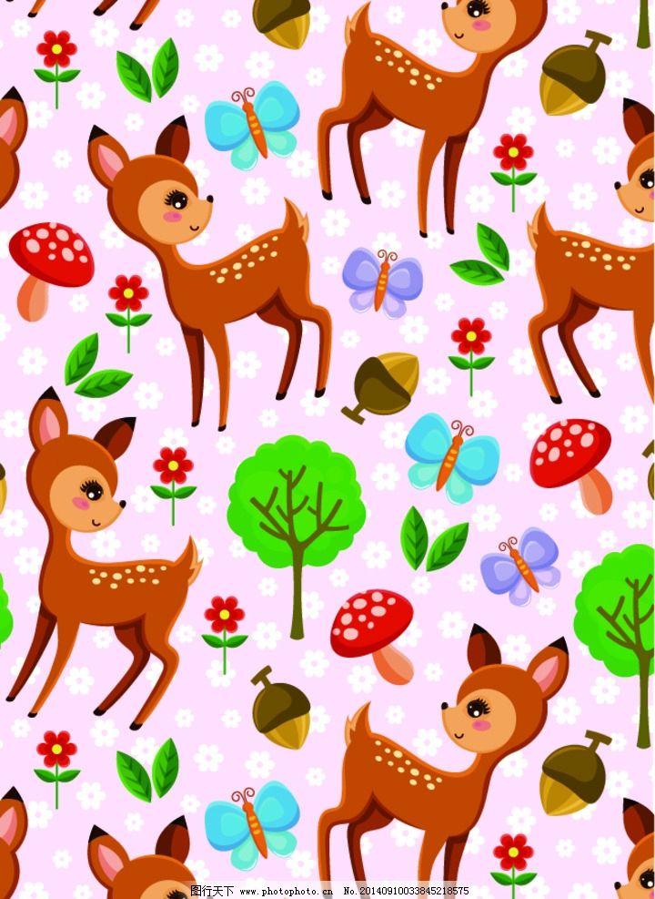 小鹿粘土作品步骤