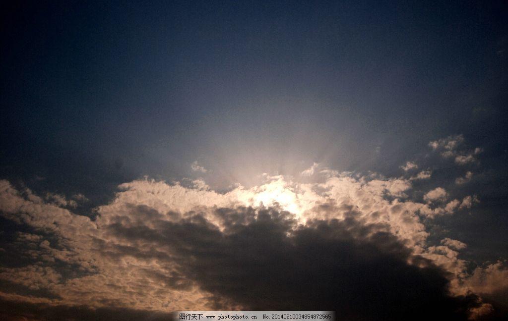 阴天 云 天 乌云 摄影