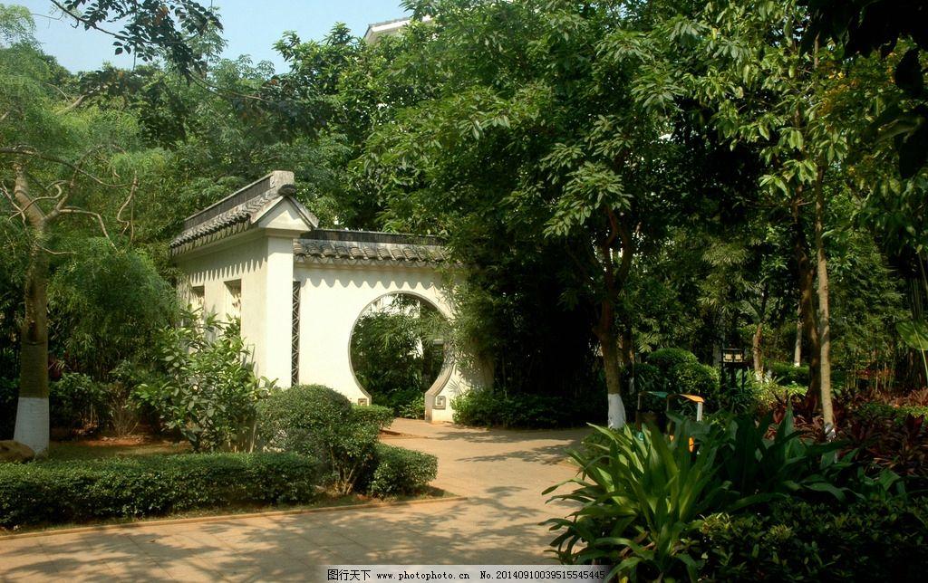 中式园林图片图片