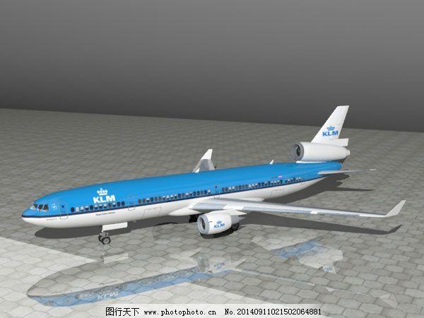 飞机模型免费下载 3d模型