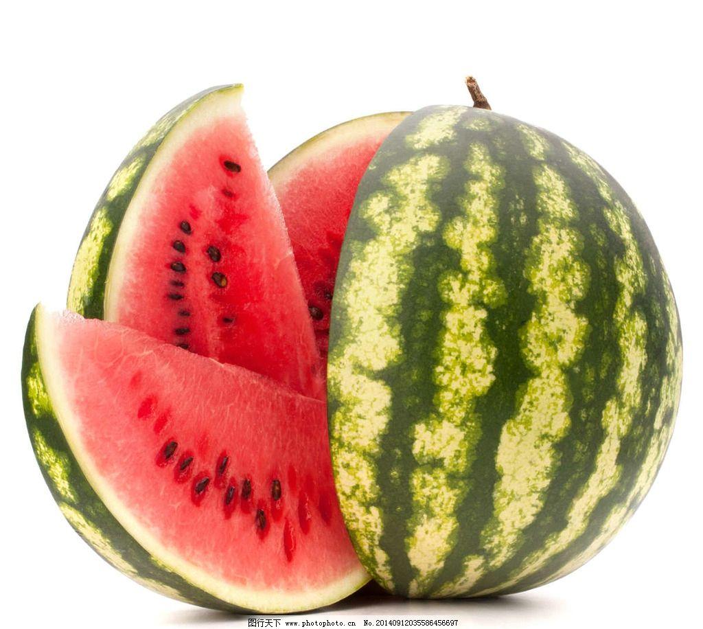 西瓜 水果图片