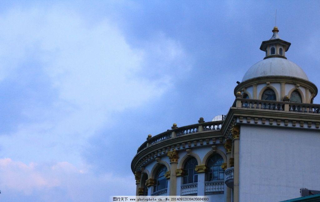 欧式屋顶 屋顶 欧式 建筑