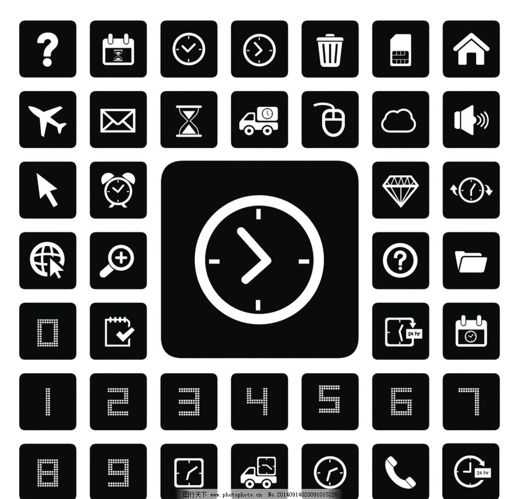 网页图标 标识 按键 网页设计 多媒体 标志 logo wbe图标 ps网页图标