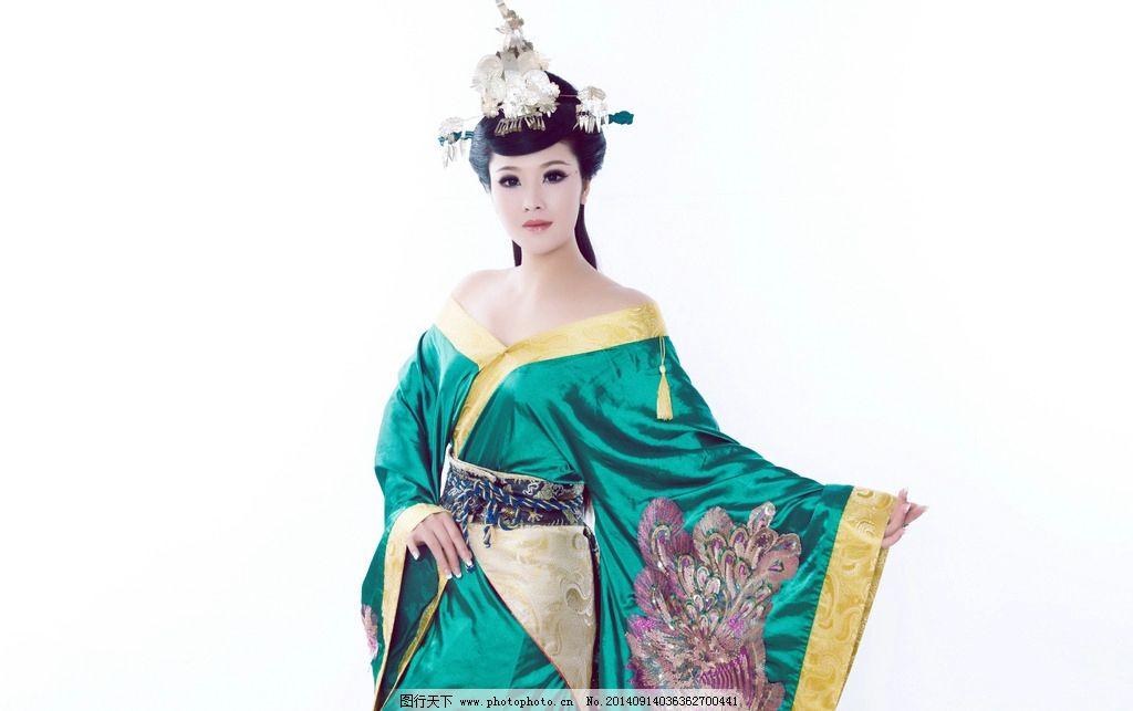 古装美女图片_明星偶像_人物图库_图行天下图库