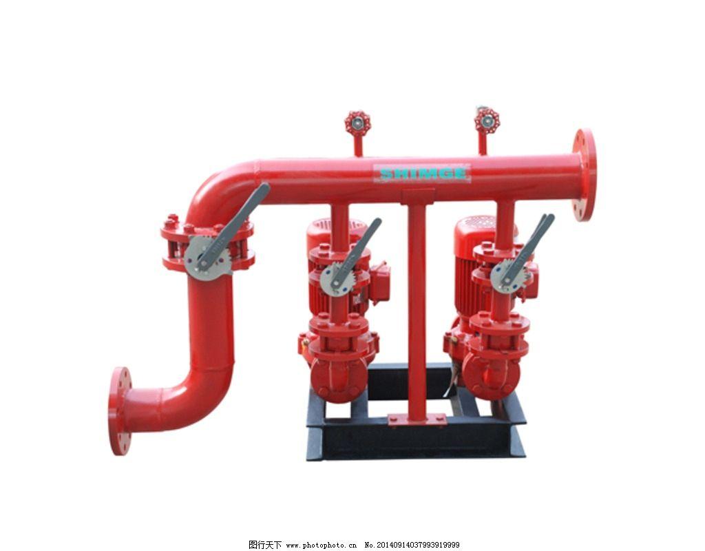 消防稳压泵组图片