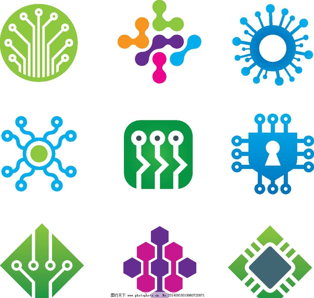 科技图标 图标 logo设计 标识 电路板 图标设计 几何图案 商务 商业图标 公司图标 企业logo设计 网络标签 网页标签 LOGO 标志 网站图标 网页图标 程序图标 标签 logo 小图标 标识标志图标 矢量 EPS 企业LOGO标志 标志图标 设计 设计 标志图标 企业LOGO标志 EPS