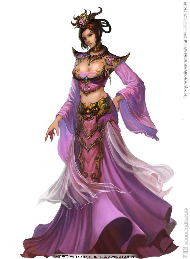 古装美女 纱衣仙女