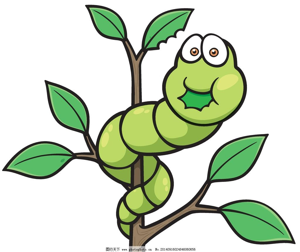 卡通动物图片_昆虫_生物世界