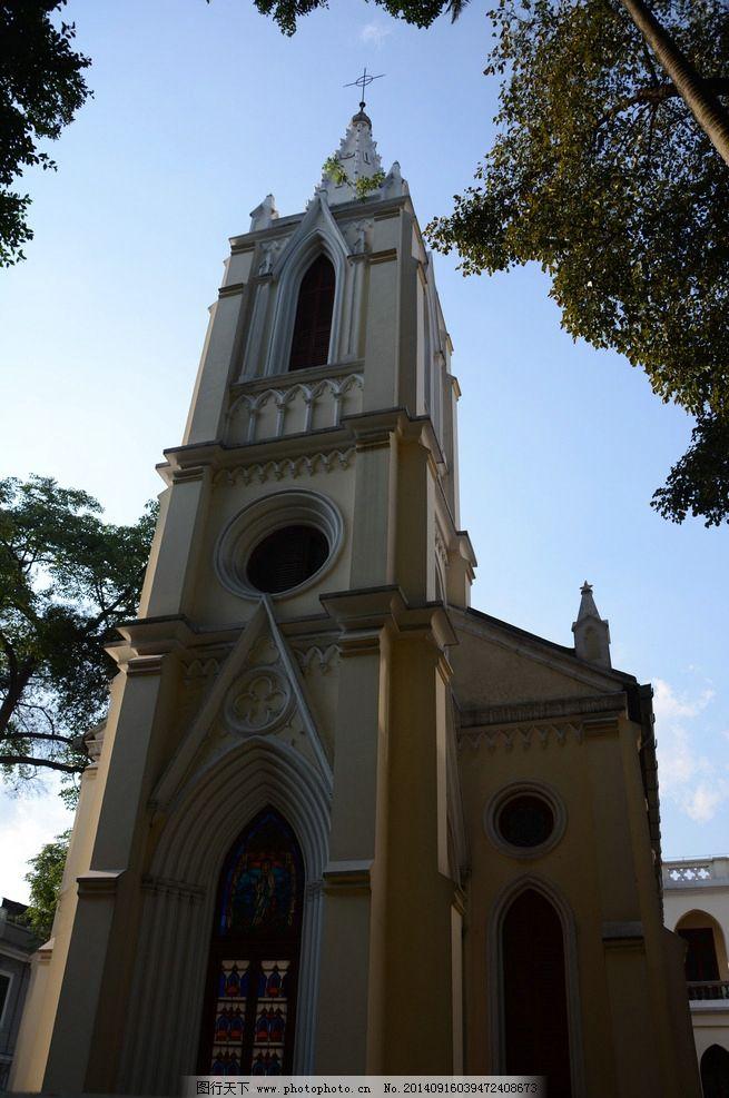 基督教堂 教堂 房子 建筑 天主教堂 建筑摄影 建筑园林 摄影 建筑园林