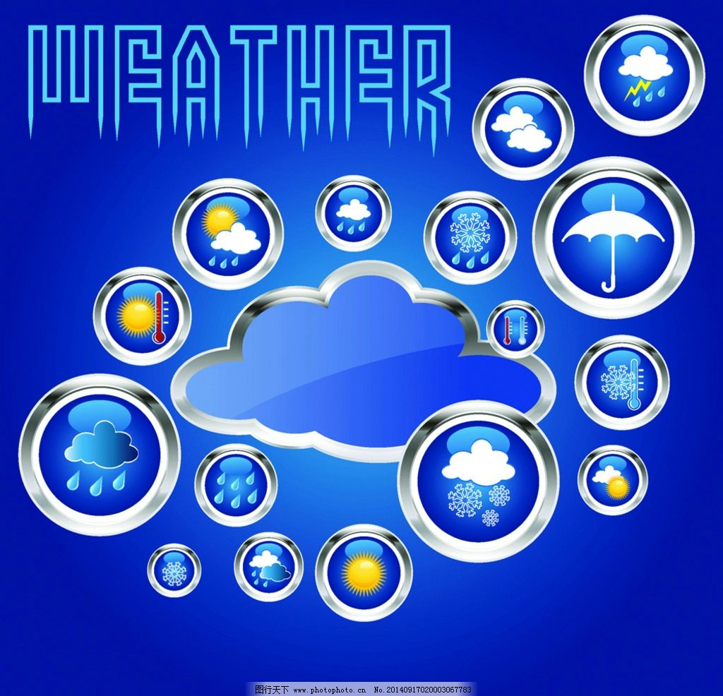 天气预报图标 天气 天气预报 天气情况 天气图标 天气状况 晴天 晴天图标 多云 多云图标 下雨 下雨图标 温度 温度图标 图标 标志 标签 logo 小图标 标识标志图标 矢量 网页小图标 标志图标 设计 标志图标 网页小图标 EPS