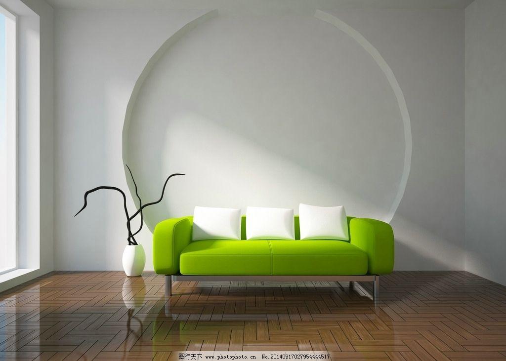 简约风格客厅设计图片