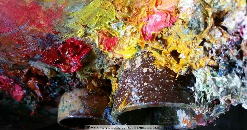 油画艺术图片图片
