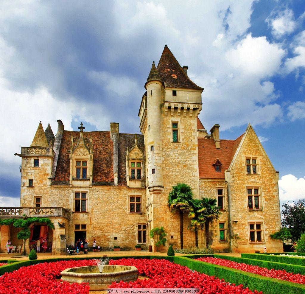 欧式古堡庄园-城堡别墅