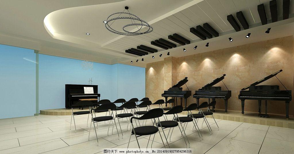 钢琴培训室图片图片