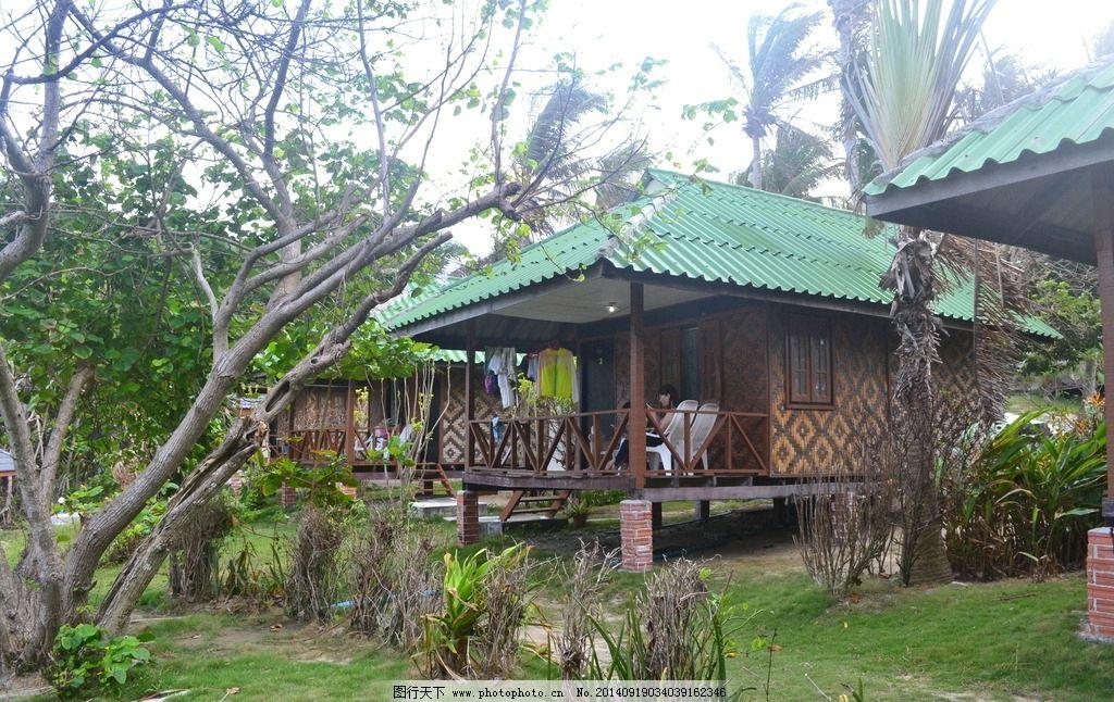 岛屿 普吉 普吉岛 海景房 旅馆 旅游 住宿 皇帝岛 小木屋 花园 泰国游