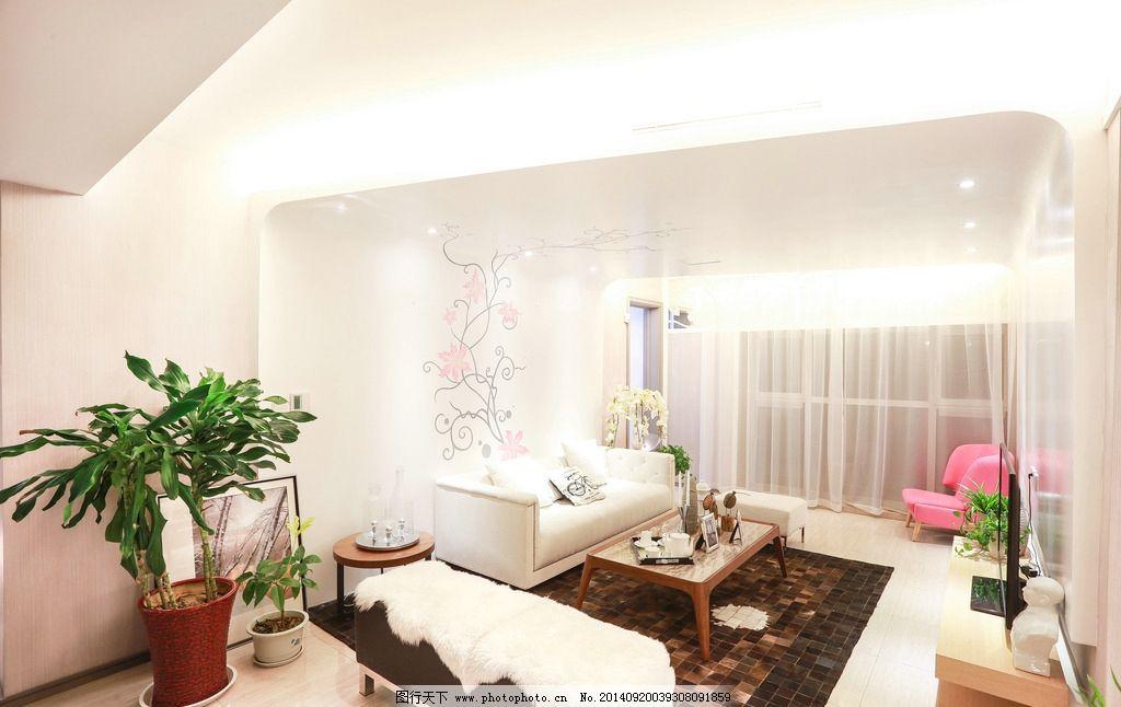 样板房 房地产 室内设计 样板间 客厅设计 客厅装饰 地毯 欧式灯具