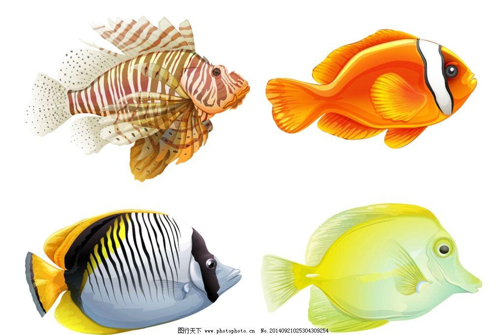 大海 鱼群 海底世界图片 海洋 生物世界 设计 eps 设计 生物世界 海洋
