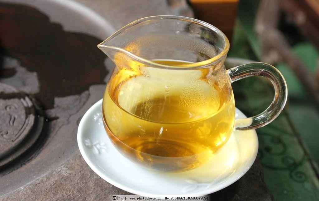 普洱茶 生茶 茶汤 特写 汤色 茶叶 摄影 餐饮美食 饮料酒水 72dpi jp