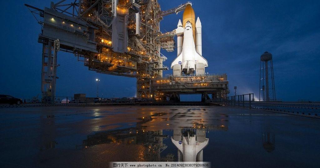 美国航天飞机 美国火箭升空 火箭升空 发现号 奋进号 宇宙飞船 飞船
